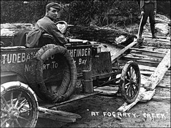 Off-roading in Oregon 100 years ago - KCBY.com 11 | PR-LightingSolutions.com | Scoop.it