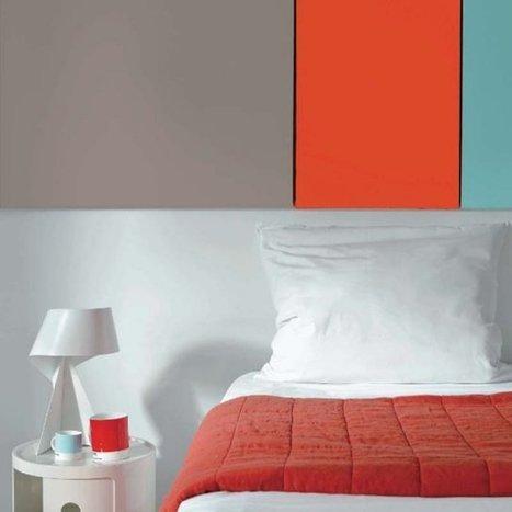 Couleurs: 22 ambiances pour réveiller votre décoration intérieure | Merveill'home | Scoop.it