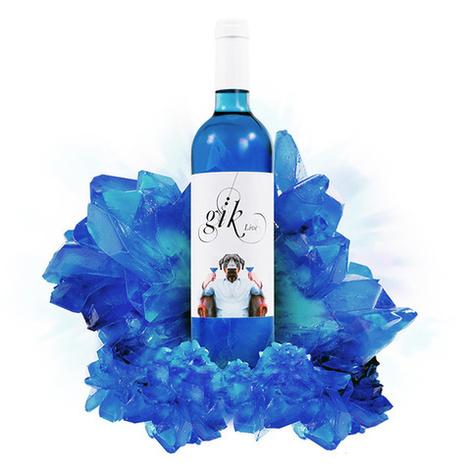 Oubliez le vin classique, cette startup vient de créer le premier vin…bleu | Ben Wine Marketing | Scoop.it