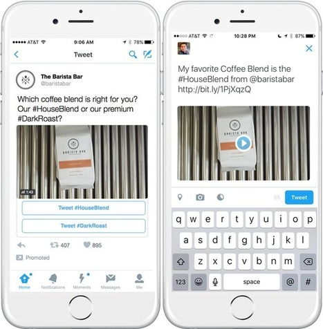 TWITTER INTRODUCE I CONVERSATIONAL ADS | Scoop Social Network | Scoop.it