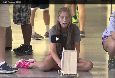 US Naval Academy Summer STEM Camp - Learn More :: Admissions :: USNA   STEM   Scoop.it