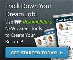 ResumeBear Uses Content Marketing To Explode Awareness - Resumebear Online Resume | Social Business 2013 | Scoop.it