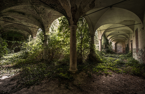 15 Spectacular Pictures Of Abandoned European Buildings   Ancient Art   Scoop.it
