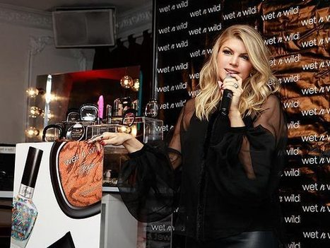 Fergie Taking Wet n Wild 'Up a Notch' with New Makeup Collection - People Magazine | All About Skin Makeup By Cameo | Scoop.it