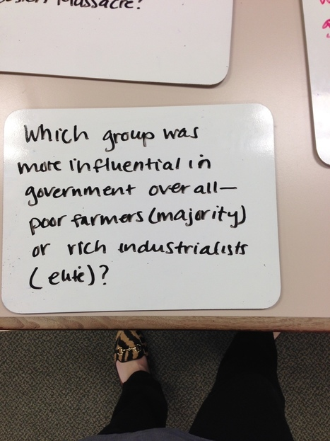 Using question lenses to identify conceptual themes   Asking Good Questions   Scoop.it