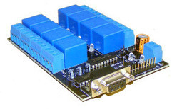 Serial Relay board for your projects. | Serial LCD | Scoop.it