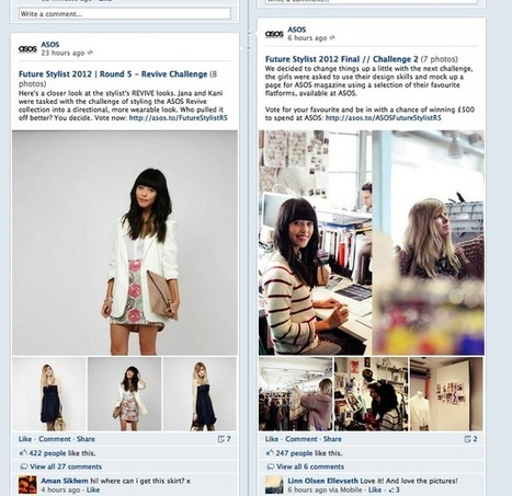 9 Good Examples Of Using New Facebook Business Timeline? | digital marketing strategy | Scoop.it