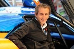 Alain Prost ambassadeur de la marque Renault   Branding News & best practices   Scoop.it