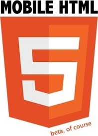 Mobile HTML5 - compatibility on iPhone, Android, Windows Phone, BlackBerry, Symbian and other mobile and tablet devices | Webdesign & co | Scoop.it