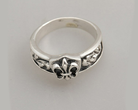 Fashion Scout Flower 925 Silver Rings By Chrome Hearts Cheap Online [Chrome Hearts Ring] - $220.00 : Cheap Chrome Hearts, Chrome Hearts Online Shop | Boutique | Scoop.it