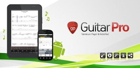 Guitar Pro - Applications Android sur GooglePlay | Android Apps | Scoop.it