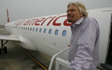 Why Richard Branson Always Makes Time for Social Media | The 21st Century | Scoop.it