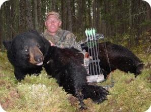 Trophy Black Bear Hunts   Hunting   Scoop.it