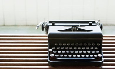 The typewriter that couldn't spy | The Afterlife of Dead Objects | Scoop.it