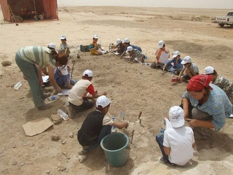 Archaeology and Community: Experiences in the Azraq Oasis | The ASOR Blog | Archaeology News | Scoop.it