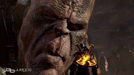 God of War 3: La segona Titanomàquia | Aracne fila i fila | Referentes clásicos | Scoop.it
