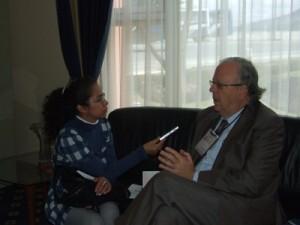 Entrevista a García Aretio en Loja (Ecuador). XIV Encuentro AIESAD | Educación a Distancia y TIC | Scoop.it