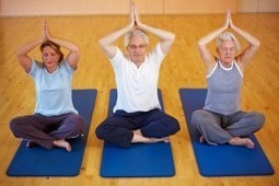 How Yoga Helps Your Brain | Senior Living Texas | Fall prevention in older adults | Scoop.it