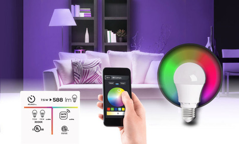 HYPE Tap: Revolutionizin the way you control your home lighting | Home Technology | Scoop.it