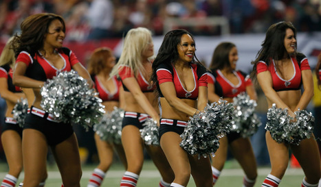 NFL Teams To Allow Cheerleaders To Visit Fans In Their Seats During Games | Xposed | Scoop.it