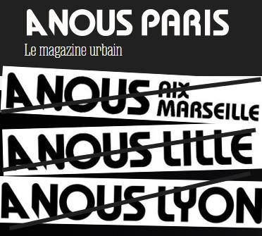Le gratuit A Nous Paris se serre la ceinture | DocPresseESJ | Scoop.it