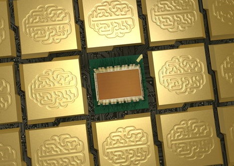 IBM cracks open a new era of computing with brain-like chip: 4096 cores, 1 million neurons, 5.4 billion transistors | freq32 | Scoop.it