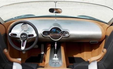 2014 Mini Superleggera Vision Concept | CarsPiece | Scoop.it