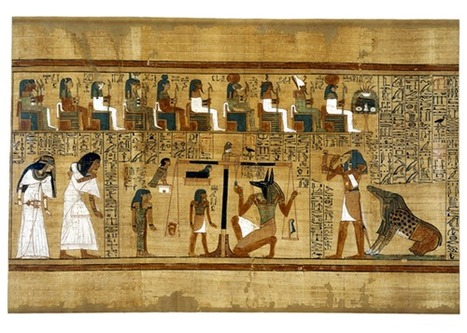 What is in the ancient Egyptian Book of the Dead? | Archeology on the Net | Scoop.it