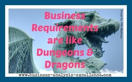 Business Requirement | 3 Essential Attributes to Know | Business Analysis | Scoop.it