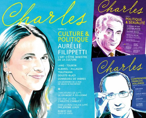 La revue Charles raconte la politique autrement | DocPresseESJ | Scoop.it