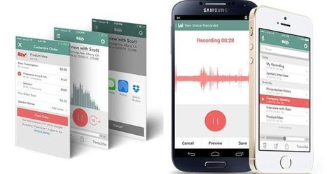 Nueva herramienta para grabar y compartir audio | Educacion, ecologia y TIC | Scoop.it