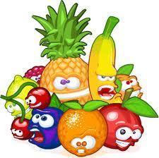 Fruits et légumes - Vocabulaire | FLE enfants | Scoop.it