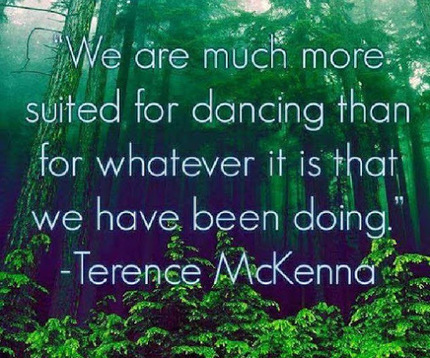 Terrence McKenna on Dance | The Art of Dance | Scoop.it