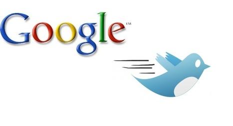 Report: Twitter & Google Have Deal To Index Tweets Again | Sekari Scoops | Scoop.it