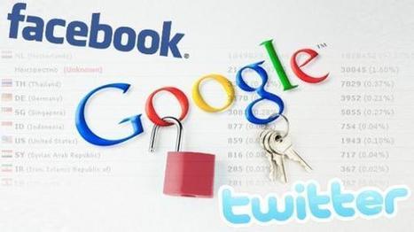 Roban más de dos millones de contraseñas de Facebook, Google y Twitter | PyMEs 3.0 | Scoop.it