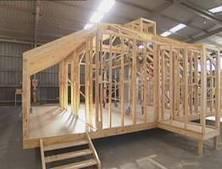 Replicas of Mawson's Antarctic hut under construction - Yahoo!7 News | Australia's Antarctic Expedition - Douglas Mawson | Scoop.it