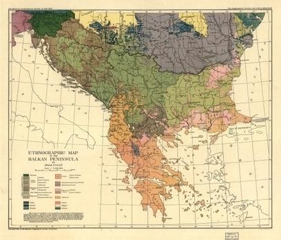 Réseaux académiques et circulations savantes entre guerres et paix (1912-1919). Les expertises de Jovan Cvijić et de ses collègues géographes à travers les cas de Trieste et Fiume (Cybergeo) | Géographie des Balkans | Scoop.it