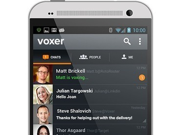 Voxer - Push-to-Talk App for Organisational Communication | technologies | Scoop.it