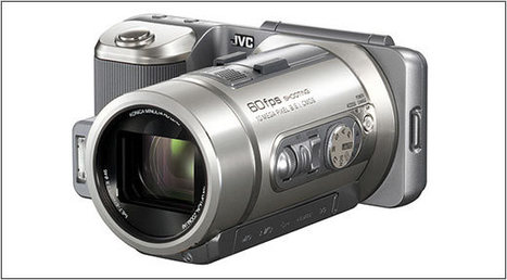 JVC releases GC-PX1 hybrid camcorder | Photography Gear News | Scoop.it