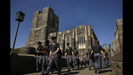 At West Point, warriors shaped through Plutarch and Shakespeare - Los Angeles Times | Literature & Psychology | Scoop.it