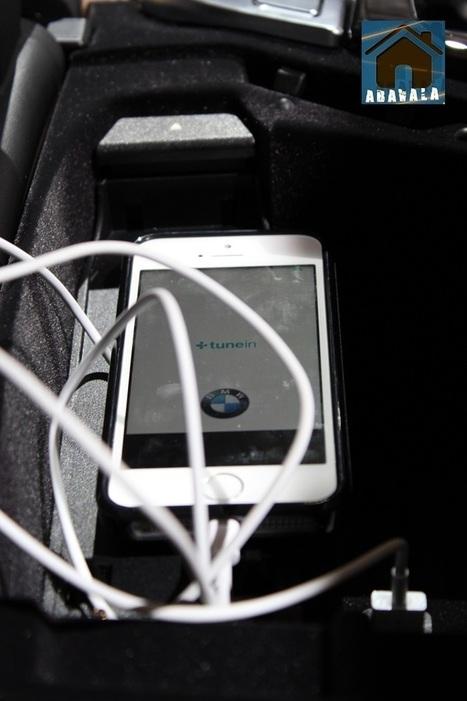 Voiture connectée : l'expérience de BMW - Abavala !!! | La technologie au service du quotidien - usager | Scoop.it