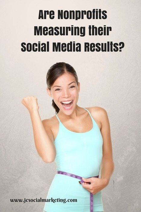 Are Nonprofits Measuring their Social Media Results? | Nonprofits & Social Media | Scoop.it