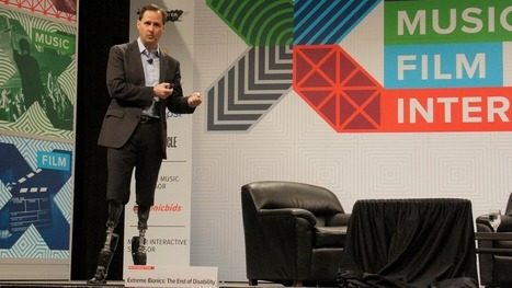 Extreme Bionics: This man is rebuilding humanity   Managing the Transition   Scoop.it