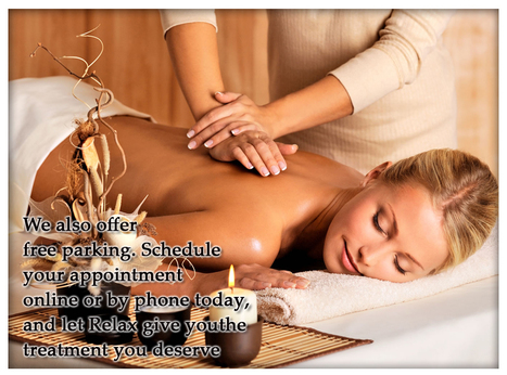 Relax for the Body and Soul - Mobile Service-Deep tissue massage | Massage Glasgow | Scoop.it