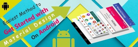 Guidelines for Material Design apps Usage in Android | Application Development | Scoop.it