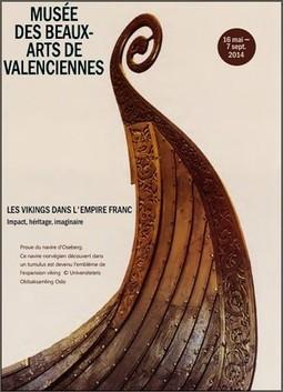 LES VIKINGS DANS L'EMPIRE FRANC, VALENCIENNES | Mérovingiens et cie | Scoop.it