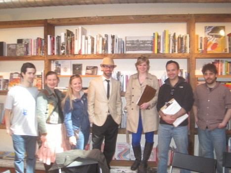 From Whitman to Lethem: A journey through Brooklyn's literary past | Book Events NYC | Scoop.it