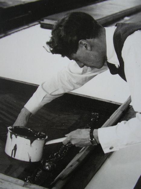 Zika Ascher, designer textile de l'ombre | Helene Michau Créations | Scoop.it
