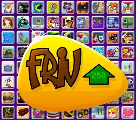 FRIV.COM Games - Only The Best Free Online Games At Friv! | Herramientas Educativas 2.0 | Scoop.it