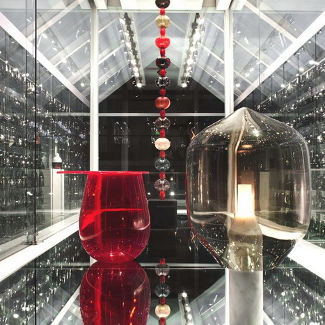 The Shanghai Museum of Glass in China | Museums Around the World | Scoop.it